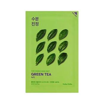 Holika Holika Pure Essence Mask Sheet - Green Tea harga terbaik 22000