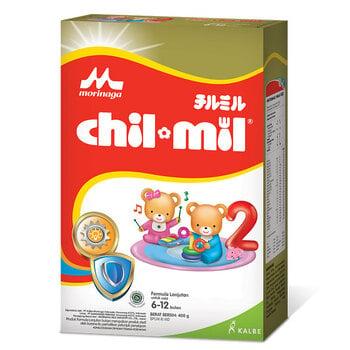 Morinaga Chil Mil Gold 400 g harga terbaik