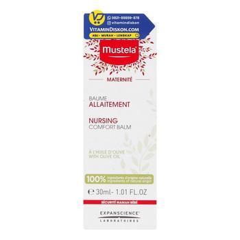 Mustela Nursing Comfort Balm 30 ml harga terbaik