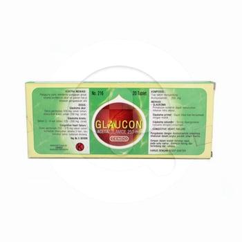 Cendo Glaucon Tablet 250 mg  harga terbaik 88074
