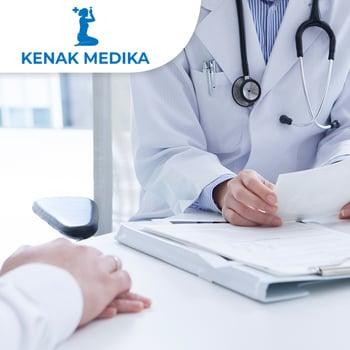 Medical Check Up Standar di Klinik Kenak Medika, Gianyar