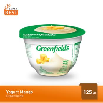Greenfields Yogurt Mango 125 g harga terbaik