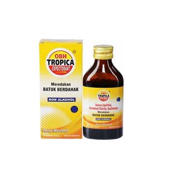 OBH Tropica Expetorant Sirup Rasa Mentol 100 ml