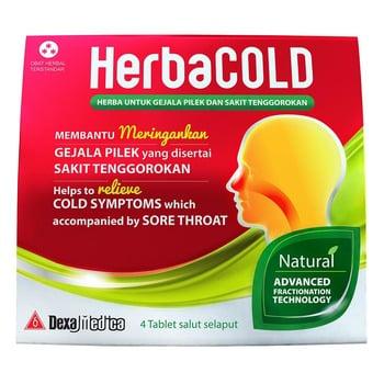 Herbacold Tablet  harga terbaik