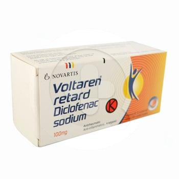 Voltaren Retard Tablet 100 mg  harga terbaik