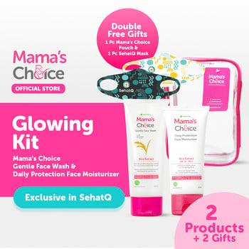 Mama's Choice Glowing Kit - Exclusive SehatQ