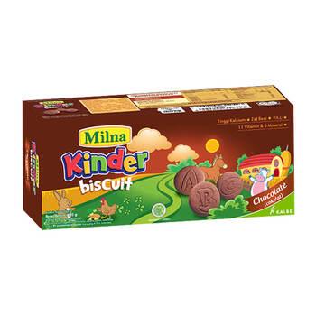 Milna Toddler Chocolate 110 g harga terbaik 13500