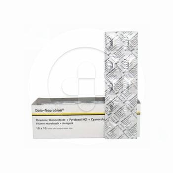 Dolo Neurobion Tablet  harga terbaik 21517