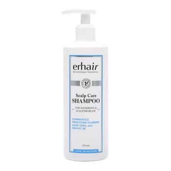 erhair Scalp Care Shampoo 370ml harga terbaik 169500
