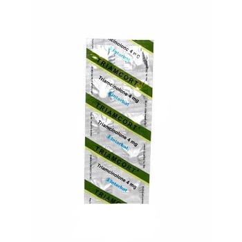 Triamcort Krim 0,1% 10 gr adalah obat untuk untuk mengurangi inflamasi dan pruritus pada dermatitis