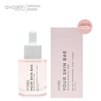 Avoskin Your Skin Bae Salicylic Acid 2% + Zinc