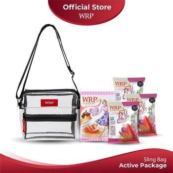 WRP Sling Bag Active Package - Bundling Tas WRP  harga terbaik 249900