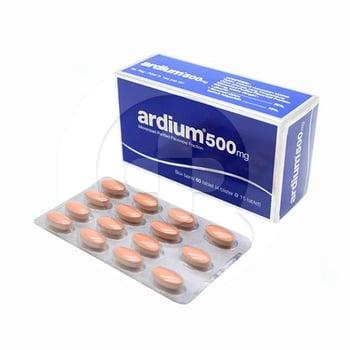 Ardium Tablet 1000 mg  harga terbaik 195664