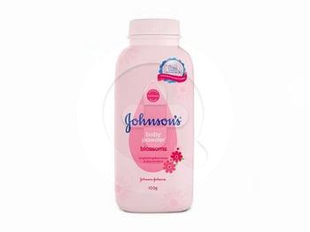 Johnson's Blossoms Baby Powder 100 g harga terbaik 9082