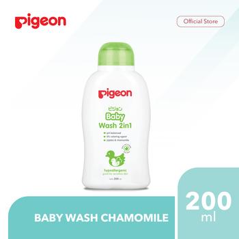 Pigeon Baby Wash Chamomile 200 mL harga terbaik 28500