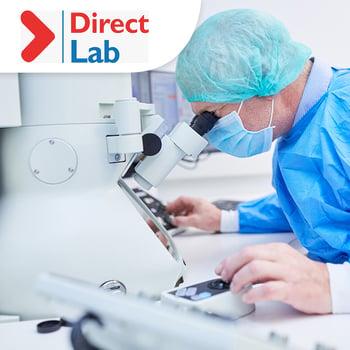 Swab PCR Test COVID-19 (Hasil 5 Jam) di Laboratorium Khusus Direct Lab,Jakarta Barat