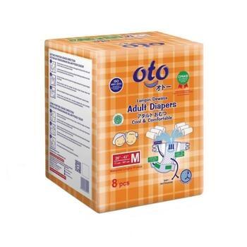 OTO Adult Diapers / Popok Dewasa Model Perekat -  M  harga terbaik 43500