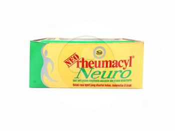Neo Rheumacyl Neuro Kaplet (12 Strip @ 10 Kaplet) | Beli Online Toko SehatQ, Gratis Ongkir