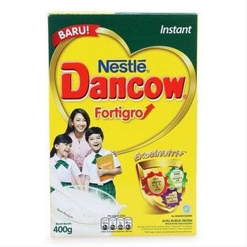 Dancow Fortigo Instant 400 g harga terbaik