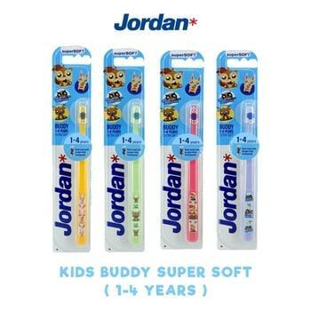 Jordan Kids Buddy 1-4 Years Super Soft  harga terbaik 12000
