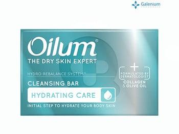 Oilum Hydrating Care Cleansing Bar 85 g harga terbaik 17500