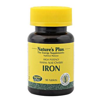 Nature's Plus Iron Softgel 40 mg  harga terbaik 168000