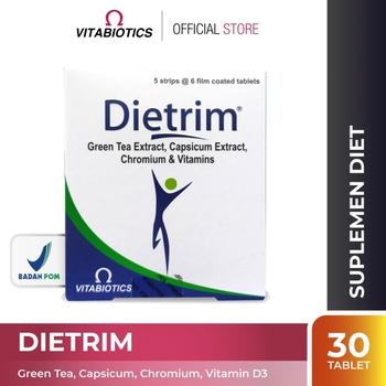 Vitabiotics Dietrim Tablet  harga terbaik 299000