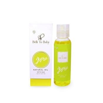 Belli To Baby Natural Oil Jojoba 10 ml harga terbaik 350000