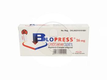 Blopress Tablet 16 mg  harga terbaik