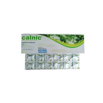 Calnic Kaplet 400 mg  harga terbaik 151128