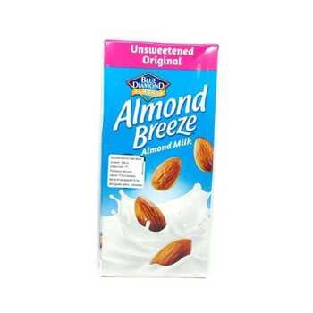 Blue Diamond Almond Milk/Susu Almond/Almond Milk - Unsweetened 946 ml harga terbaik 55000