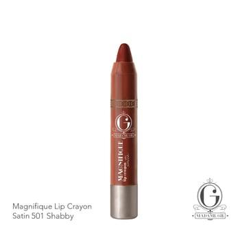 Madame Gie Magnifique Lip Crayon Satin 501 harga terbaik 23300