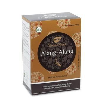 Jamu IBOE - 1 Box IBOE Natural Drink Alang - Alang 5 Sachet harga terbaik 12000
