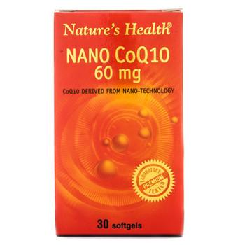 Nature's Health Nano CoQ10 60mg harga terbaik