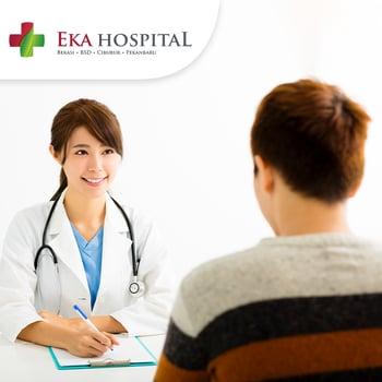 Medical Check Up (MCU) Gold Pria di Eka Hospital Bekasi, Pekanbaru, Cibubur