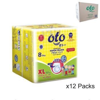 OTO Adult Diapers Pants / Popok Dewasa Model Celana - XL  harga terbaik 792000