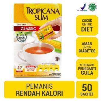Tropicana Slim Sweetener Classic  harga terbaik 46200