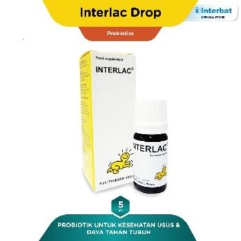 Interlac Oil Drops 5 ml harga terbaik 252450