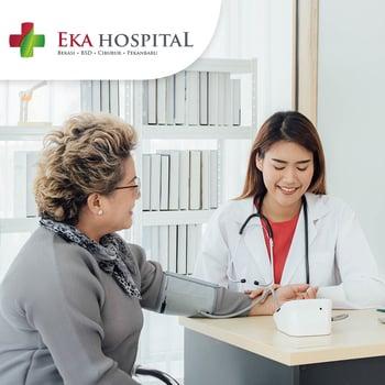 Medical Check Up (MCU) Palladium di Eka Hospital Bekasi & Cibubur