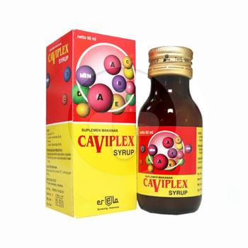 Caviplex Sirup 60 ml harga terbaik 6494