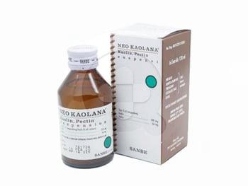 Neo Kaolana suspensi adalah obat untuk meringankan dan mengobati diare