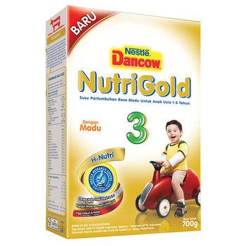 Dancow Nutrigold 3 Usia 1-3 Tahun Rasa Madu 700 g harga terbaik