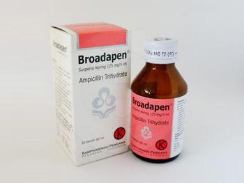 Broadapen suspensi 60 ml adalah obat yang digunakan untuk mengobati infeksi yang disebabkan oleh bakteri.