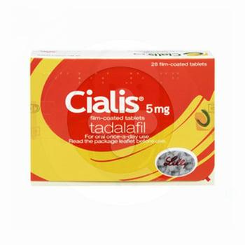 Cialis Tablet adalah obat yang mengandung tadalafil 5 mg.