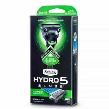 Schick Hydro Sense Comfort Kit harga terbaik 130300
