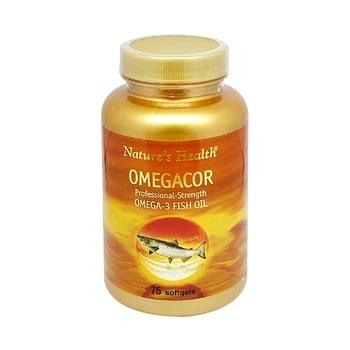 Nature's Health Omegacor 3 Softgel  harga terbaik 440000