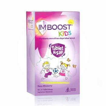 Imboost Kids Rasa Mixberry Tablet  harga terbaik 32887