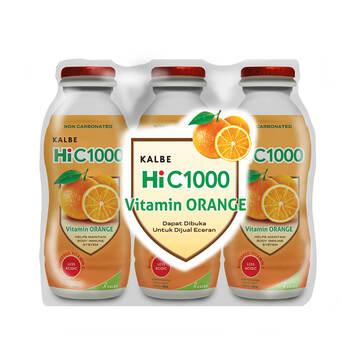 Hi C 1000 Orange 6 x 140 ml harga terbaik
