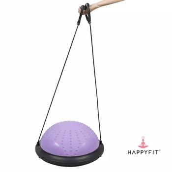 Happyfit Balance Dome / Bosu Ball - Purple harga terbaik 696000