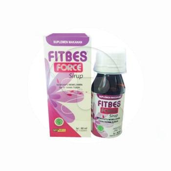Fitbes Force Sirup 60 ml harga terbaik
